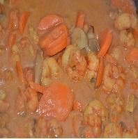 recette facile et légère de crevettes au curry une recette pour faire plaisir sans grossir et qui fait découvrir des goûts exotiques