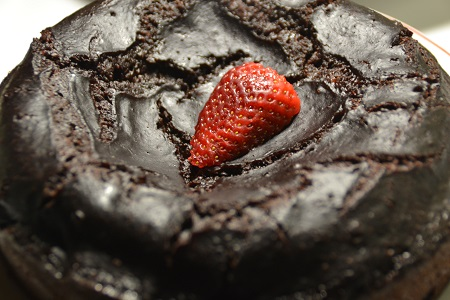 gâteau chocolat Banania cookeo
