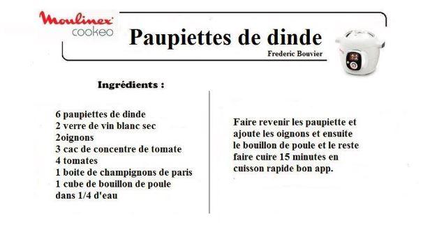 PAUPIETTES COOKEO