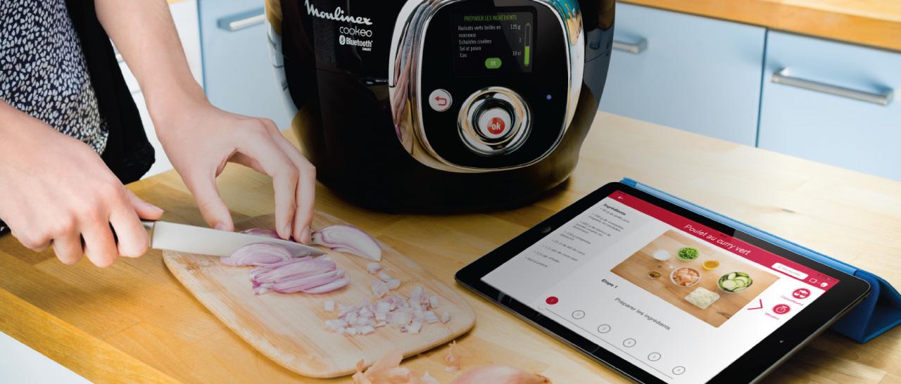 quel appareil android pour le cookeo connect. Black Bedroom Furniture Sets. Home Design Ideas