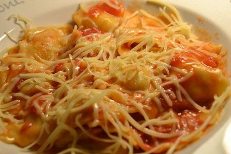 Raviolis tomates express recette cookeo