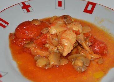 Fiche cookeo diététique paupiettes de porc tomates