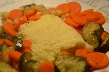Couscous épices douces weight watchers cookeo