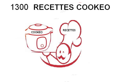 1300 recettes cookeo par ordre alphabétique