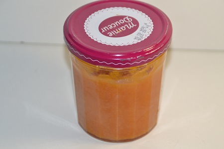 Compote d'abricots recette cookeo