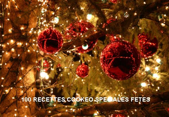 100 Recettes cookeo spéciales fêtes