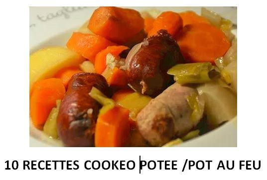 10 Recettes cookeo potée pot au feu PDF gratuit