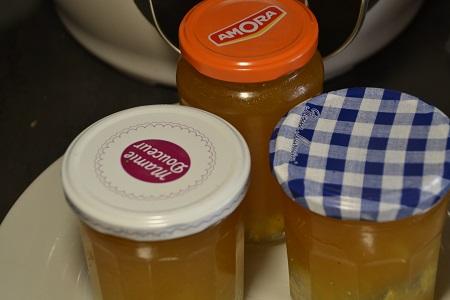 Confiture pommes orange recette cookeo