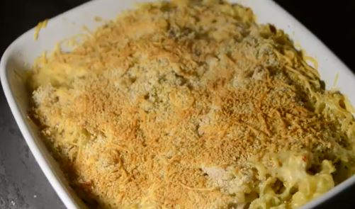 Gratin fusillis poulet cookeo weight watchers