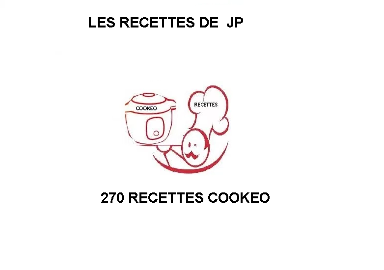 270 RECETTES COOKEO