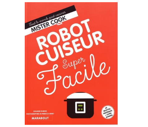 Super Facile Cookeo le livre