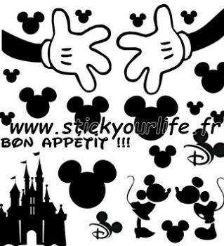 Stickers pour décorer votre cookeo