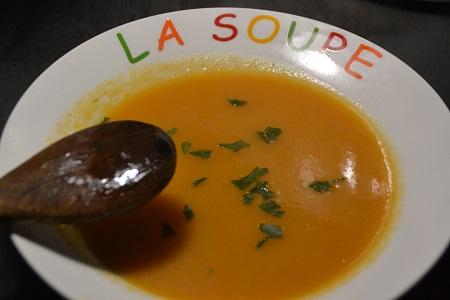 Soupe carottes pommes de terre poireaux recette cookeo