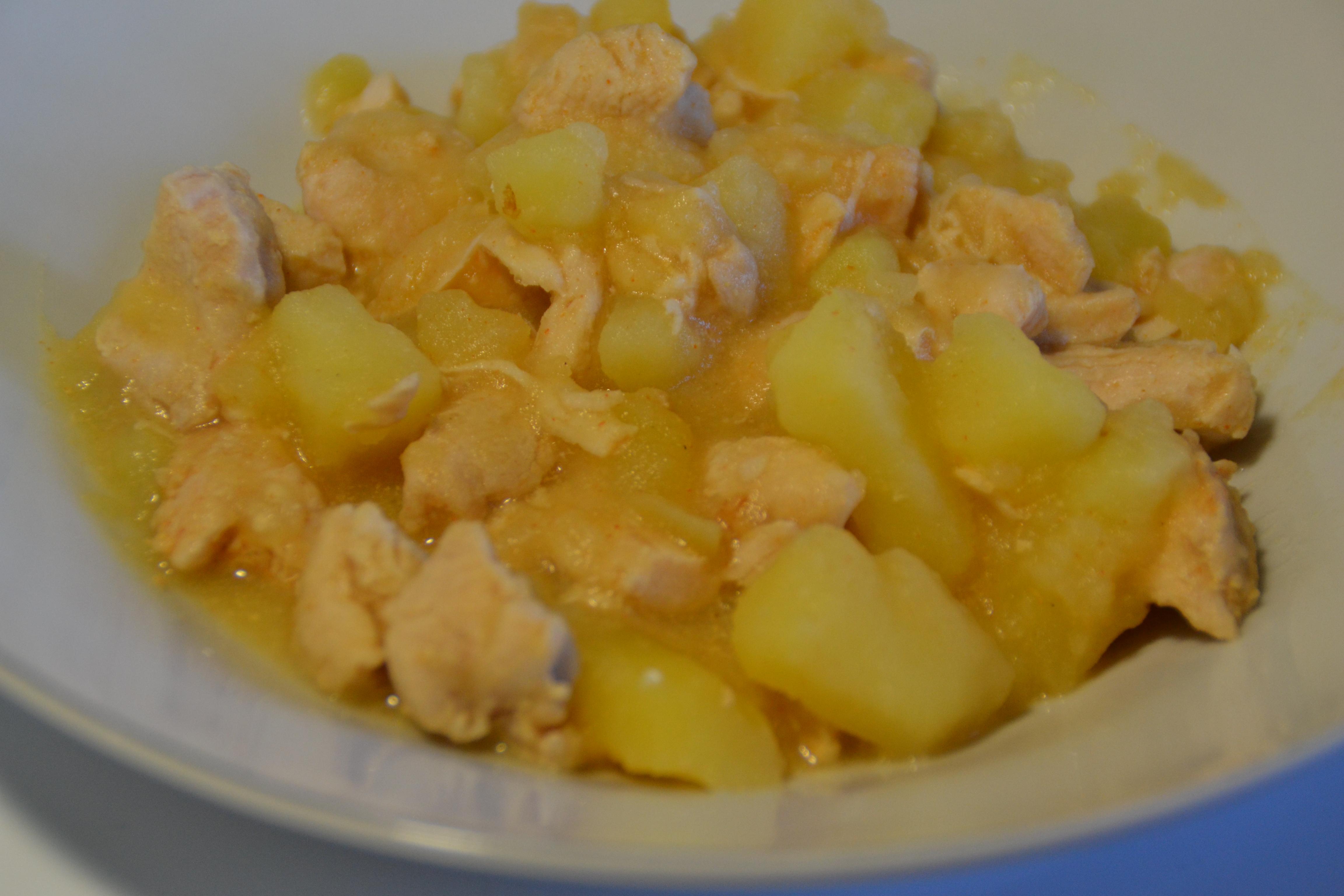 Recette Cookeo Poulet Paprika Et Pommes De Terre