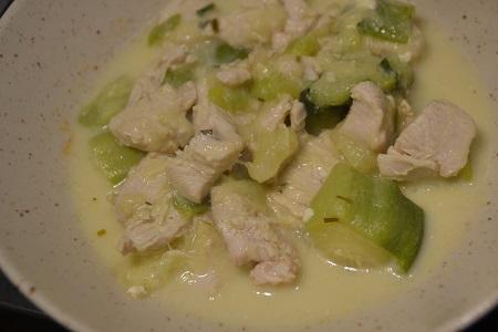 Poulet Boursin recette cookeo