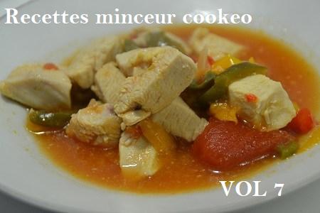 20 recettes minceur cookeo vol7