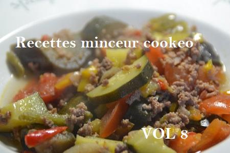 20 recettes cookeo minceur vol 8