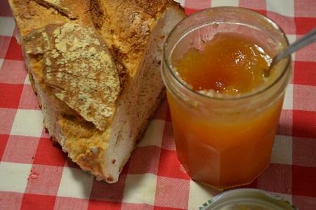 Confiture abricot agar agar cookeo