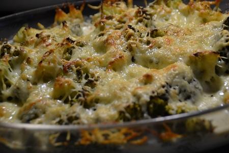 Gratin brocolis recette cookeo