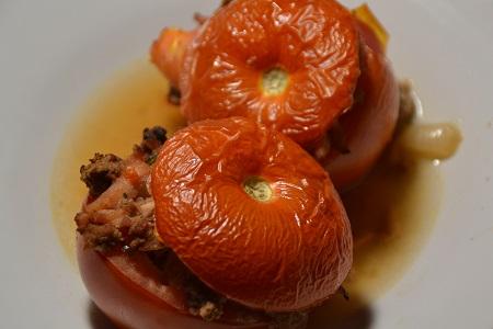 Tomates farcies ww cookeo ou sans